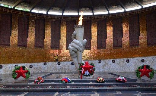волгоградский зал воинской славы фото