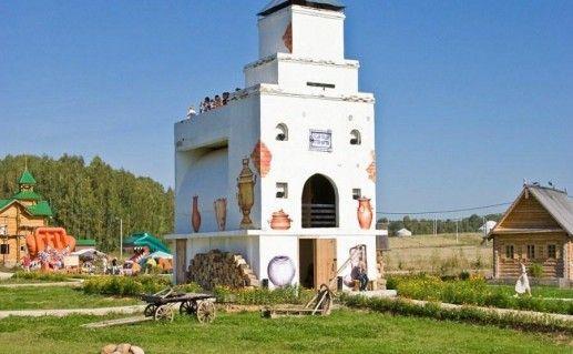 боровский центр Этномир фото