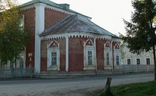 фотография церкви Ильи Пророка в Арзамасе