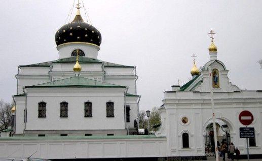 церковь Марии Магдалины в Минске фото