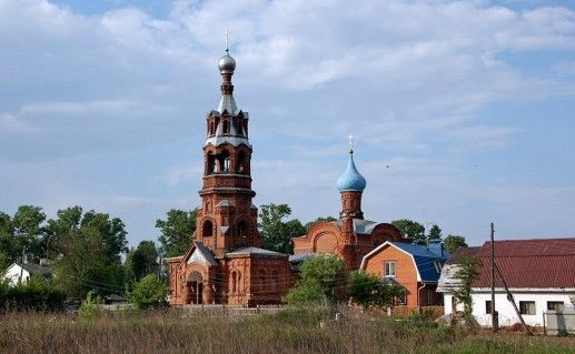 фото церкви введения во храм Пресвятой Богородицы в Боровске