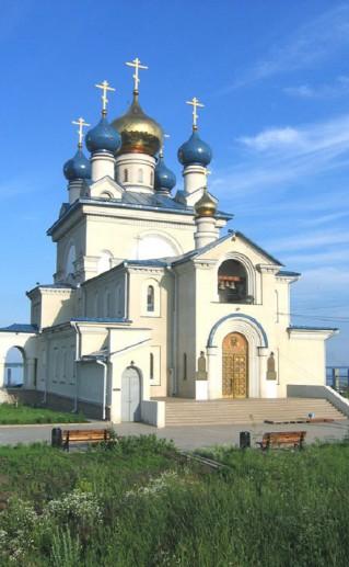 фото челябинского храма в честь иконы Божией Матери Утоли мои печали