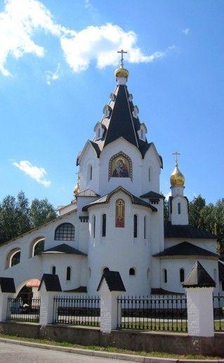 храм Взыскание погибших в Челябинске фото