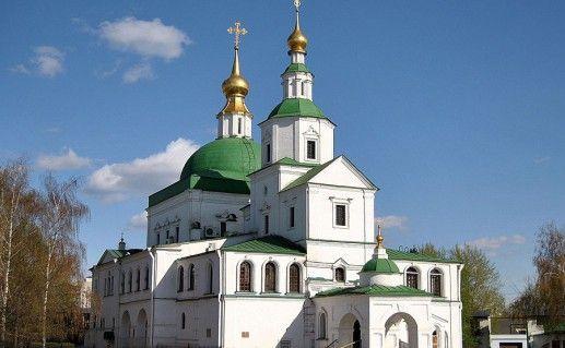 Данилов монастырь в Москве фото