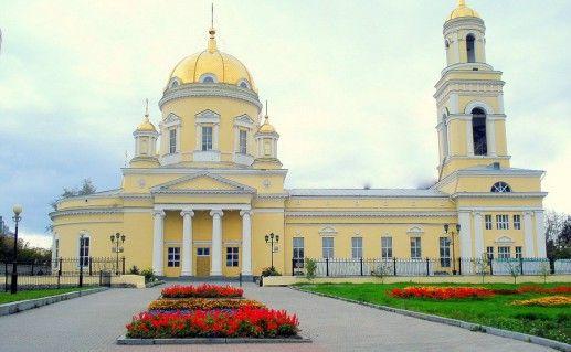 Свято-Троицкий собор Екатеринбурга фото
