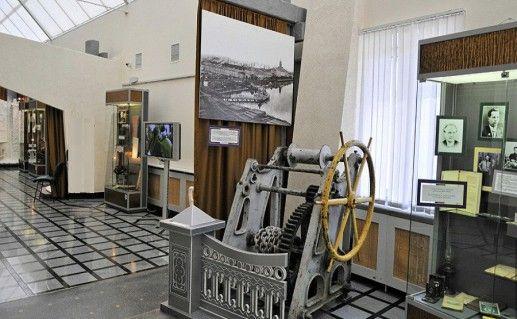 фото экспозиции в музее Калашникова в Ижевске