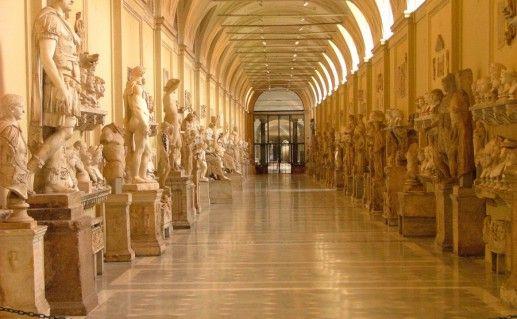 ватиканский этрусский музей фотография