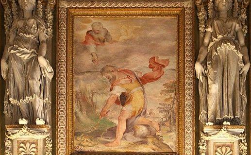 Григорианский музей в Ватикане фото