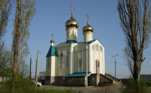 фотография храма-часовни Димитрия Донского в Краснодаре