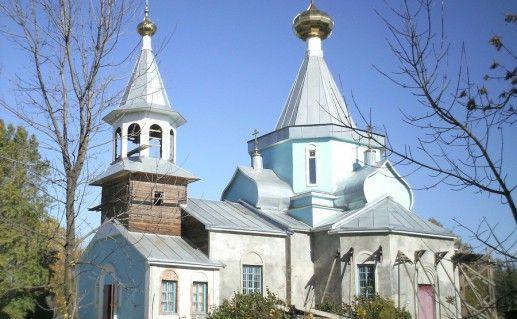 фото храма Донской Иконы Божией Матери в Москве