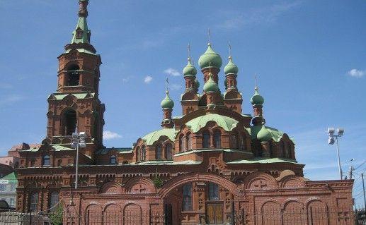фото храма Святой Троицы в Челябинске