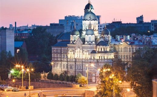 санкт-петербургский Иоанновский монастырь фотография