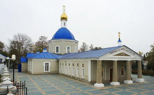 фото Иоасафовского собора в Белгороде