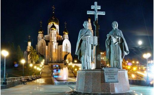 фотография комплекса Во имя Воскресения Христова в Ханты-Мансийске