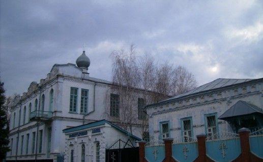 фотография Кореновского Свято-Успенского монастыря в Краснодарском крае