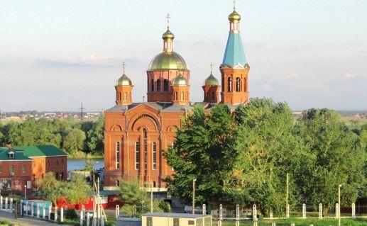 краснодарская церковь Рождества Христова фотография