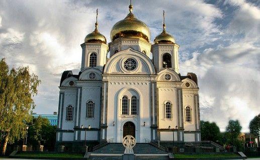 фотография Краснодарского собора Александра Невского