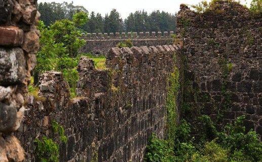 фотография крепости царицы Тамары в Батуми