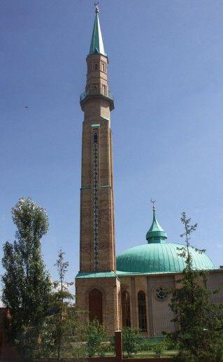 елабужская мечеть Джамиг фотография