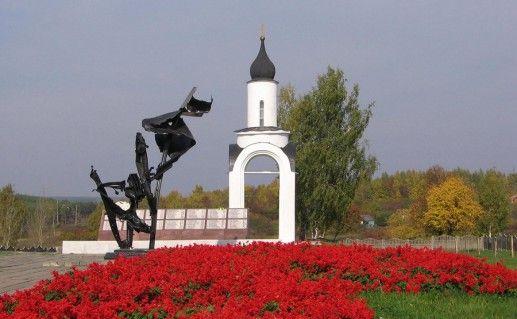 фото арзамасского монумента погибшим 4 июня