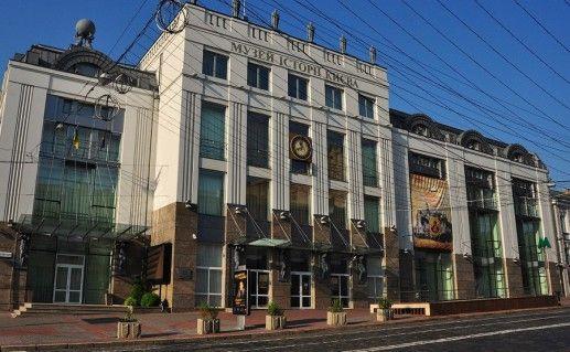 фото музея истории Киева