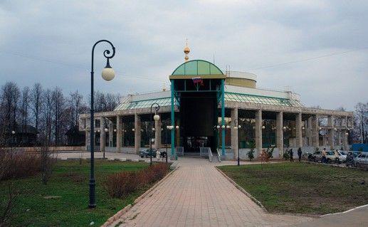 музей Калашникова в Ижевске фотография