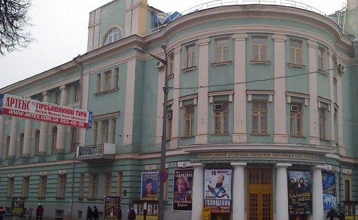киевский музей вооруженных сил фото