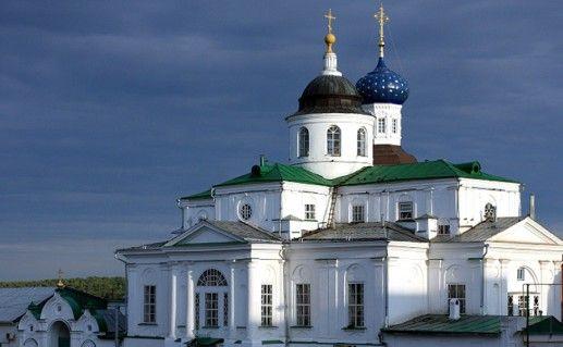 Николаевский Арзамасский женский монастырь фотография