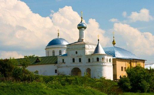 фотография Николаевского Клобукова монастыря
