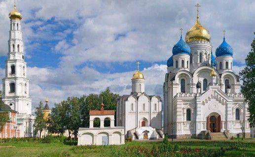 Николо-Угрешский монастырь в Дзержинском фото