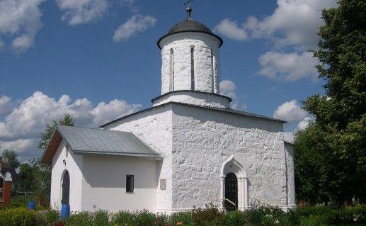 каменская Никольская церковь фотография