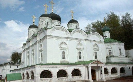 фотография Нижегородского Благовещенского монастыря