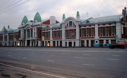 фото краеведческого музея в Новосибирске