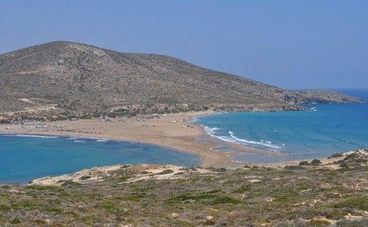 фото Поцелуя двух морей Родос
