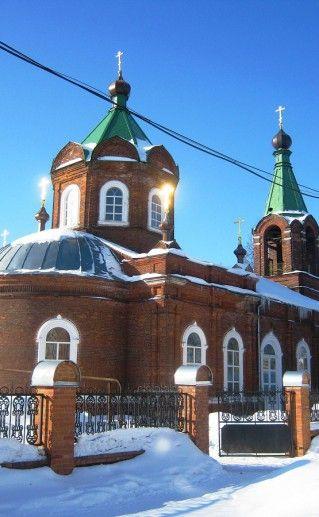 ржевская Покровская церковь фото