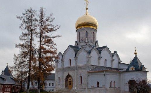 звенигородский Саввино-Сторожевский монастырь фото