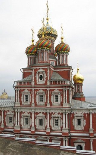 Фото Собора Пресвятой Богородицы в Нижнем Новгороде