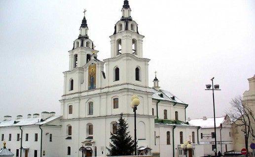 собор Сошествия Святого Духа в Минске фото