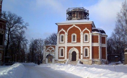 фото Старо-Никольского собора в Можайске