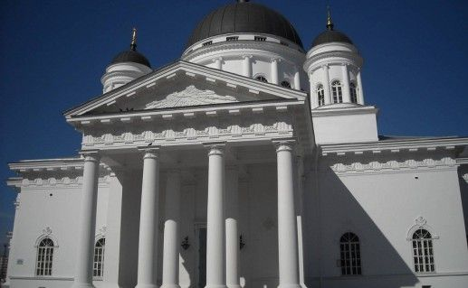 фотография нижегородского Староярморочного спасо-преображенского собора
