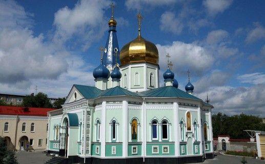фото Свято-Симеоновского кафедрального собора в Челябинской области