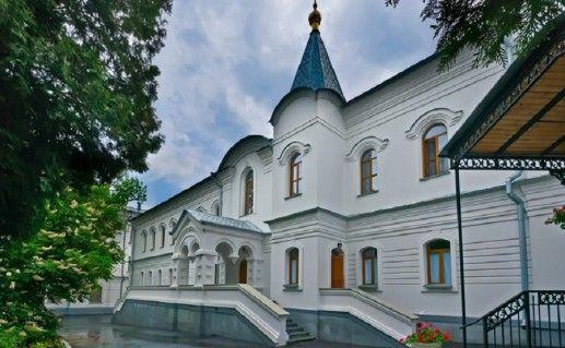 фотография Свято-Успенской Святогорской лавры
