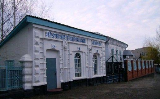 фото Свято-Успенского Кореновского женского монастыря Краснодарского края