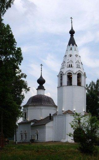фотография Успенского собора в Кинешме