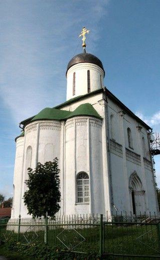 звенигородский Успенский собор на Городке фото