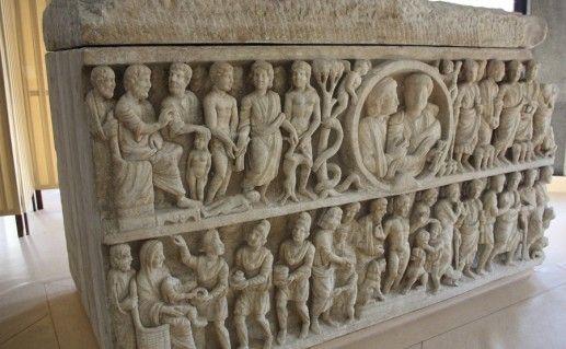 ватиканский музей Пио-Кристиано фотография