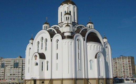 воронежский храм Ксении Петербургской фото