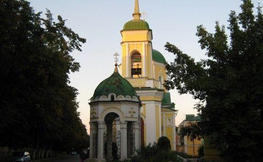 воронежский Воскресенский храм фото