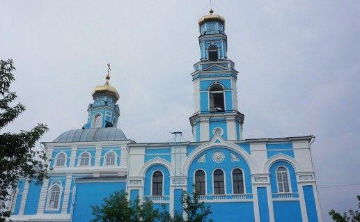 фото Вознесенской церкви Екатеринбурга