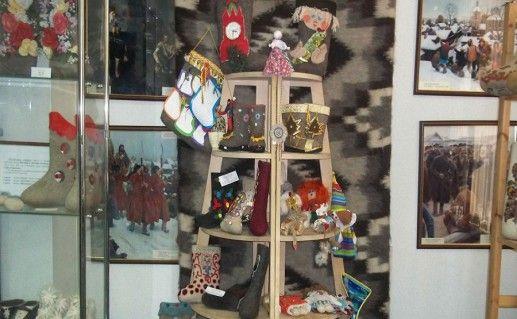 выставка Кинешемский валенок фото